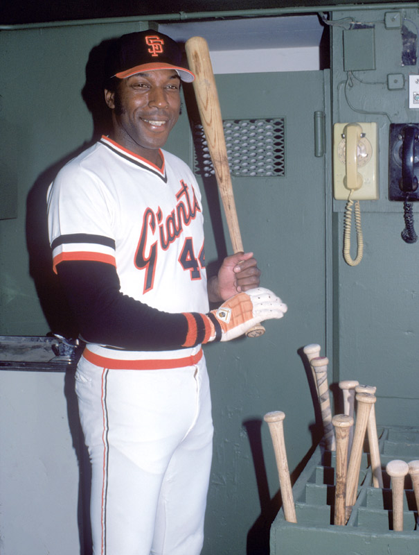 Willie McCovey (pictured), Bobby Doerr, and Ernie Lombardi are inducted into the MLB Hall of Fame