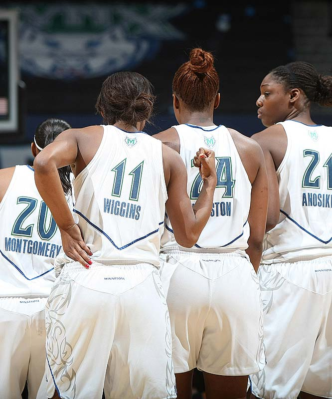 The Lynx could've gone 2-0 last week if they had played tighter defense in the fourth quarter against San Antonio last Sunday. Instead, they were a step slow in rotating over to the Silver Stars' Ann Wauters, who hit a buzzer beater from the free-throw line that dealt Minnesota an 89-87 loss. The defeat marked the Lynx's sixth in their last eight games and made their hold on the last playoff spot in the West more tenuous.<br><br>Next three: 8/13 vs. Indiana; 8/15 at Chicago; 8/19 at Los Angeles