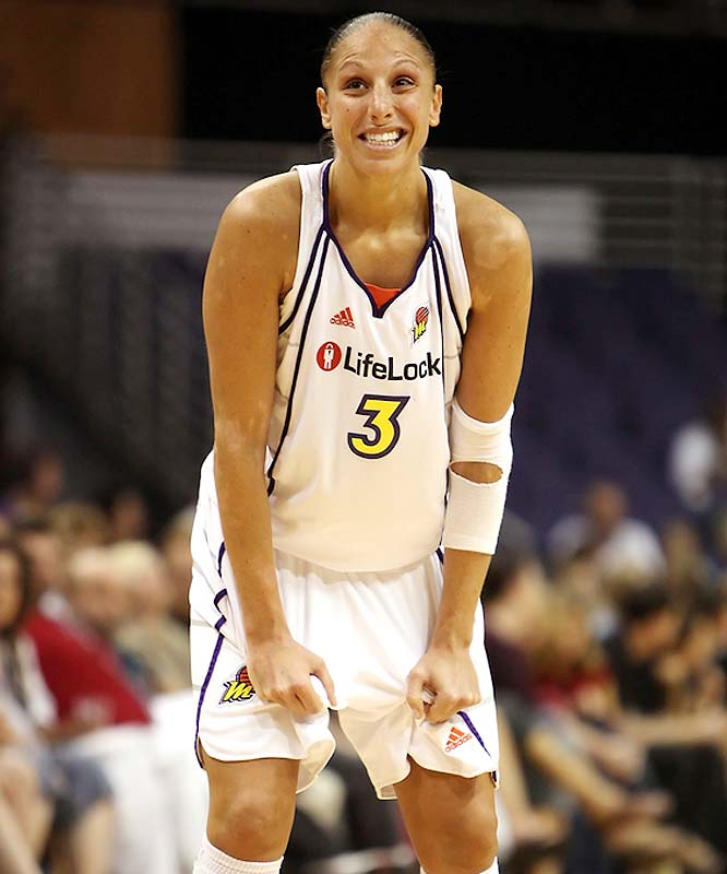 With averages of 26.7 points, 5.0 rebounds and 5.0 assists in the Mercury's last three games, guard Diana Taurasi (pictured) continues to play like one of the country's top players. So it's no surprise that the Western Conference Player of the Week was also among the first eight picked to play on Team USA. The nod reunites the UConn product with her college coach Geno Auriemma and backcourt teammate Sue Bird. The trio, who won the first of three consecutive national titles together in 2002, will try to help the U.S. capture an unprecedented fourth straight Olympic gold medal at the 2012 London Games. <br><br>Next three: 8/21 vs. Washington; 8/27 at Los Angeles; 8/29 vs. Connecticut
