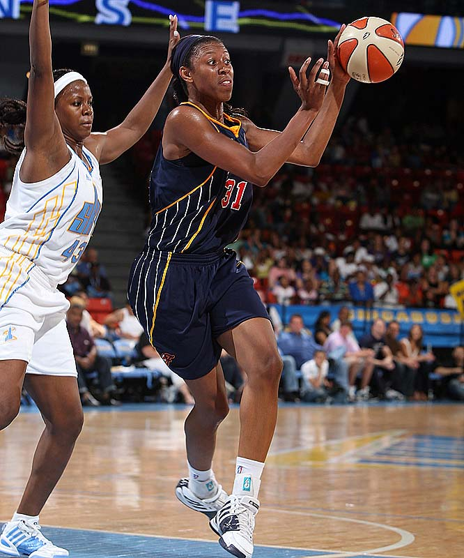 The Fever could have gone into the tank after center Tammy Sutton-Brown suffered a stress reaction in her right big toe against Connecticut. (It kept her from finishing that game and out of matchups at Washington and against Chicago.) Instead, they went to the bench, plugging in backup pivot Jessica Moore (pictured) into Sutton-Brown's spot and didn't miss a beat. The fifth-year veteran averaged 9.3 points and 3.3 rebounds in wins over the Sun (94-85), the Mystics (87-79) and Sky (76-67) that helped extend the Fever's commanding Eastern conference lead over the second-place Sun to five games.<br><br> Next three: 8/8 at Phoenix; 8/10 at Los Angeles; 8/13 at Minnesota