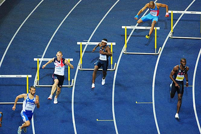 Clement held off a late challenge from Javier Culson of Puerto Rico, who crossed the line in 47.91 seconds