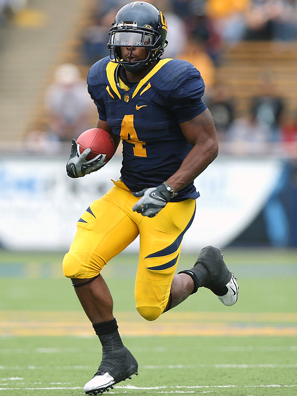 Heisman candidate (and perhaps college football's fastest man) Jahvid Best racked up 163 total yards and two touchdowns in Saturday's victory, marking the Golden Bears' second straight week of 50-plus points.