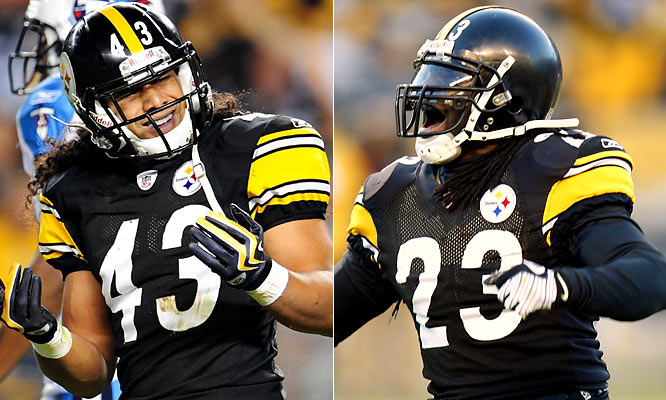 Week 1 is in the books and so are the injuries. Here's a look at the unfortunate and their likely replacements, beginning with Polamalu. Pittsburgh's All-Pro safety was a tornado against the Titans last week, with six solo tackles and an amazing interception in the first half alone. Then he suffered a painful-looking knee injury that will keep him out three to six weeks. He'll be replaced by Tyrone Carter, a 33-year-old NFL journeyman who's in his sixth year with Pittsburgh and was a regular starter just once in his career, with the Jets in 2003. He did nab a career-high three picks last year for the champs.