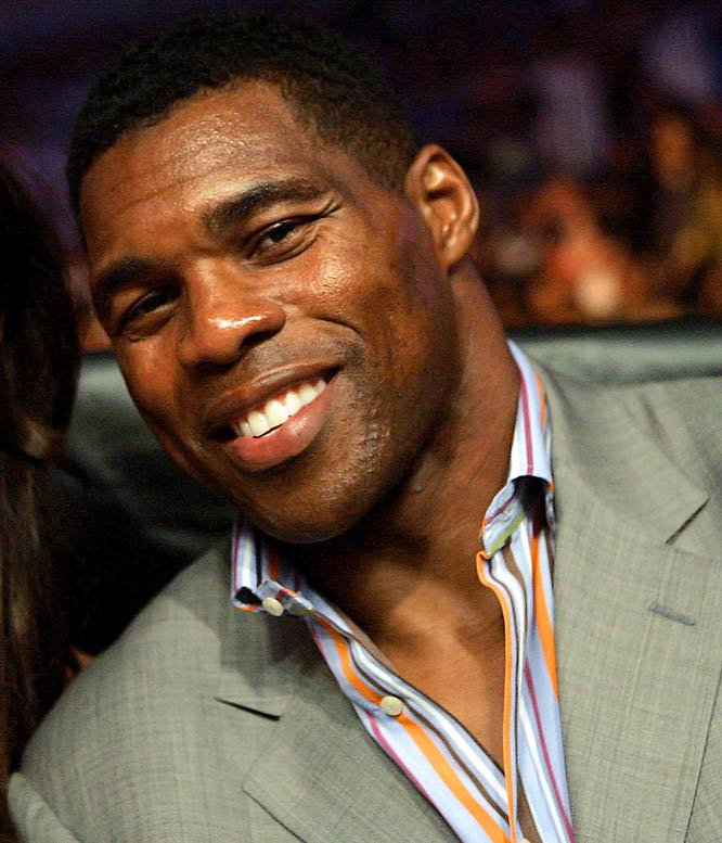 There might not be a fitter man on the planet than Walker, but we can't help but cringe at the news that the 47-year-old former running back has signed a multifight deal with Strikeforce to step into the cage as a heavyweight MMA fighter next year. As long as he fights only the likes of Jose Canseco, he should be just fine.