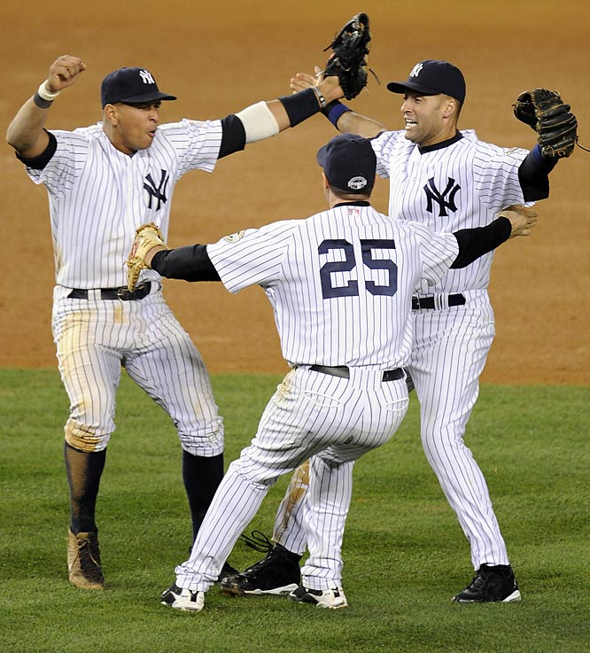 The Yankees secured their 40th AL pennant and will face the Phillies in the World Series starting on Wednesday.