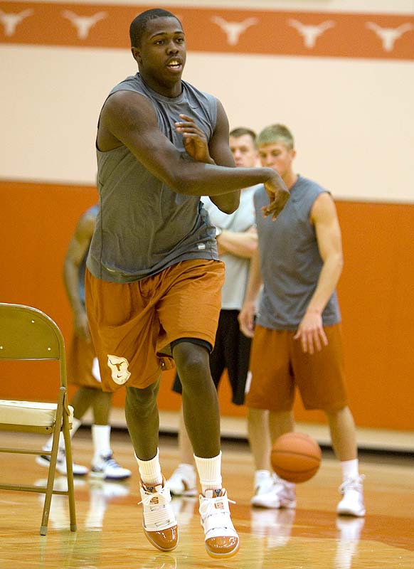 Brown was originally a Class of 2008 recruit, and is somewhat of a forgotten man after taking the year off to get his academic situation in order. He's the front-runner to win the Longhorns' starting point-guard job, though, as Texas coaches have praised his court-savvy and passing ability. He and Avery Bradley could team up in the best all- freshman backcourt in the country.