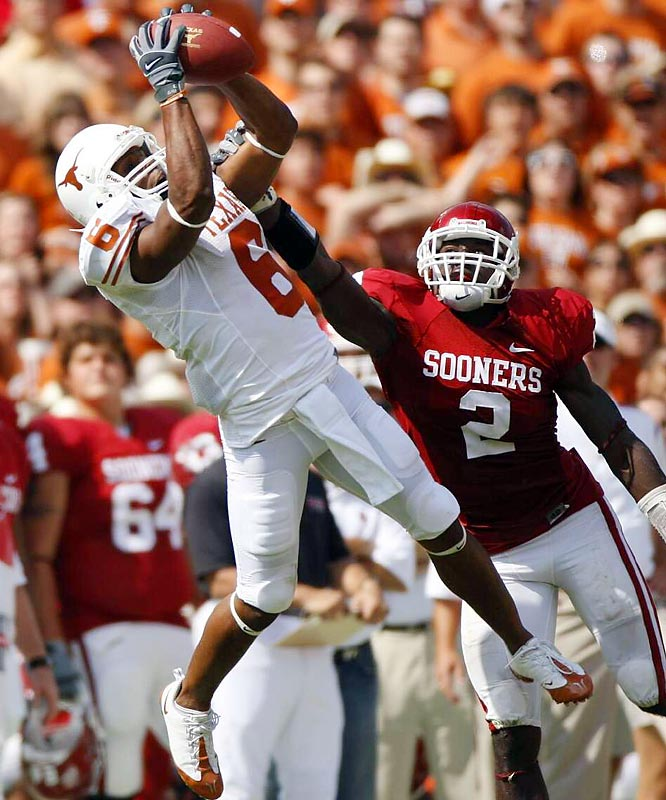 Many consider the Red River Rivalry one of the greatest in American sports, and for good reason. Since 1945, one or both of the teams has been ranked in the top 25 entering the game, ensuring the rivalry maintains its significance not only in the Big 12 but also nationally. Texas leads the all-time series and beat Oklahoma last year, but will be gunning for revenge after the Sooners sneaked by the Longhorns and into the BCS title game last season.