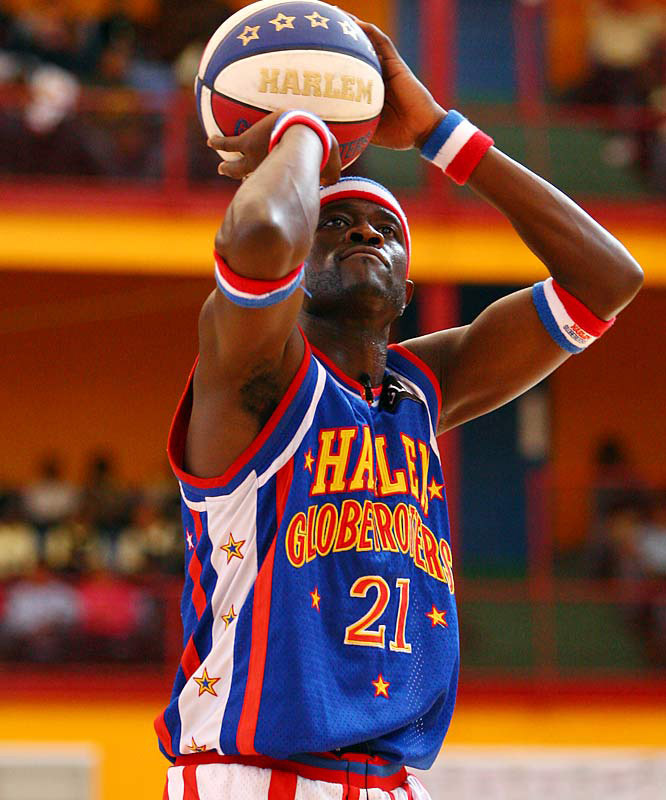 A native of Panama who played college ball at Azusa Pacific University, Special K Daley is looking forward to visiting his home country on an upcoming Globetrotters trip.