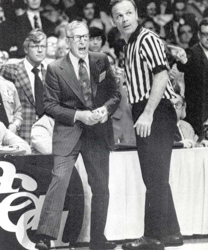 During his career at UCLA, Wooden led the Bruins to 10 national titles. He retired after his last one, in 1975.  His highest annual salary at UCLA: $35,000.
