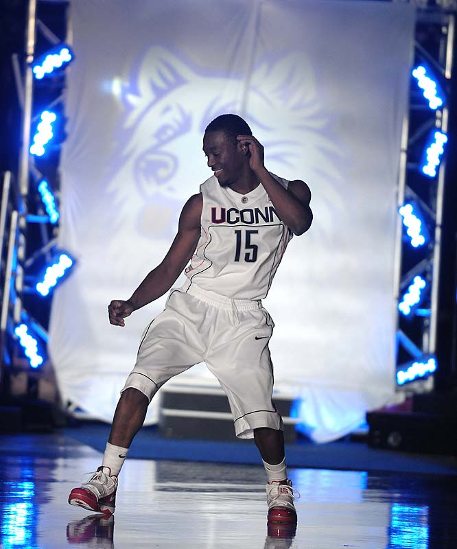 Kemba Walker danced into Gampel Pavilion during UConn's First Night extravaganza last Friday Night in Storrs.  SI takes a look at some other first night of practice celebrations as college basketball revs up for the season.