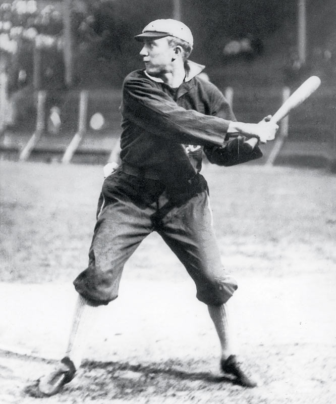I love that in 1922, at the age of 35, Cobb hit .401... and didn't even come CLOSE to winning the batting title. That was the year George Sisler hit .420.