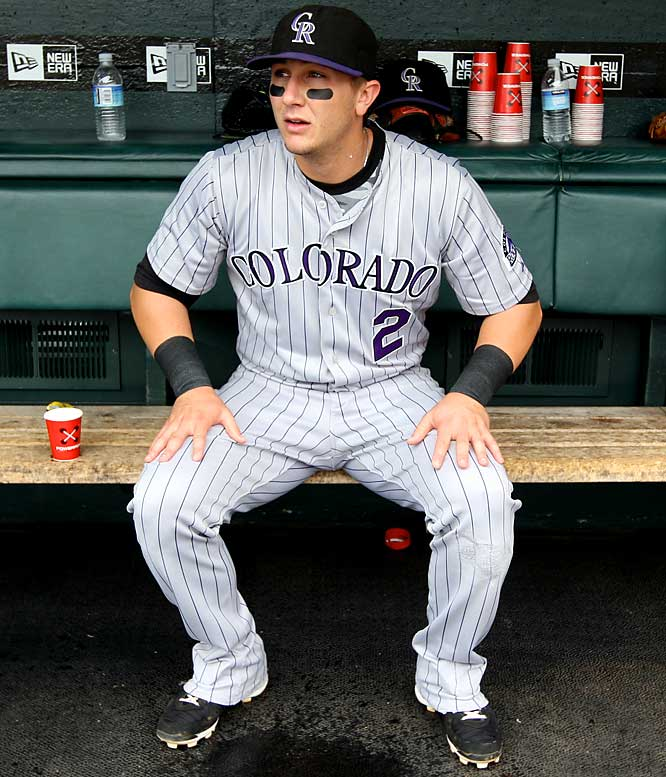 Tulowitzki has reestablished himself as one of the game's top young players after an upsetting sophomore campaign in 2008. Tulo hit .297 with 32 homers, 92 RBIs and 101 runs. But the shortstop was ineffective during Colorado's run to the World Series in 2007, hitting .195 with 14 strikeouts in 41 at-bats.