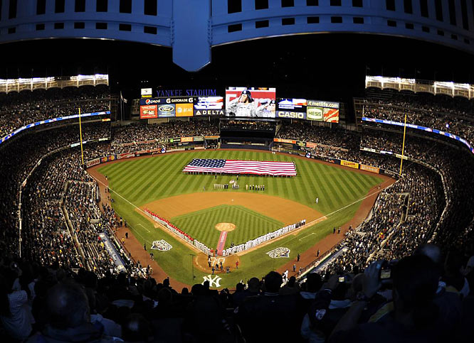 All eyes are on the Bronx, where the Yankees are gunning for their 27th World Series title, while the Phillies are looking for a repeat.