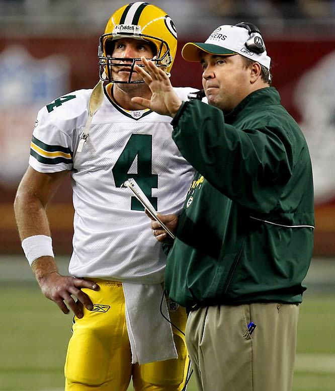 The Packers lost all but one of their away games in 2005, but that changed with Mike McCarthy's arrival. The Packers went 5-3 away from Lambeau in 2006 and 6-2 on the road in 2007.