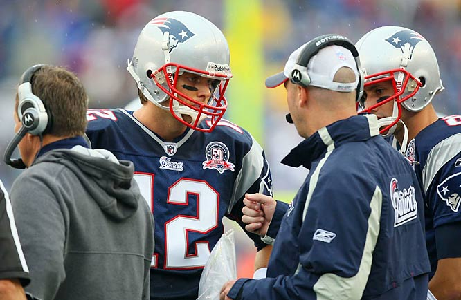 Brady entered the season wiith a 101-27 record in regular season and playoff games, the best record in the Super Bowl Era (since 1966) by a quarterback with at least 100 starts.