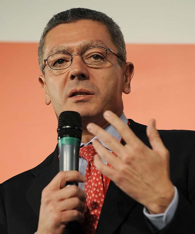 Madrid mayor Alberto Ruiz-Gallardon told reporters he was feeling nervous about his city's chances at the 2016 bid.