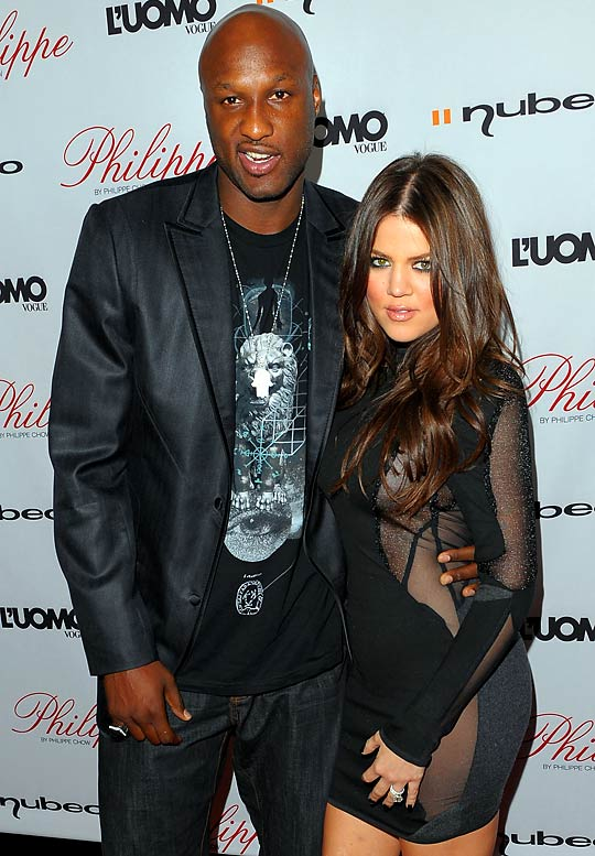 It seems that we can finally congratulate Odom on his wedding to Kardashian after the couple and their lawyers hammered out a prenup, according to TMZ. The good news for Odom is that he gets to keep all of the $33 million contract he signed with the Lakers in the offseason.