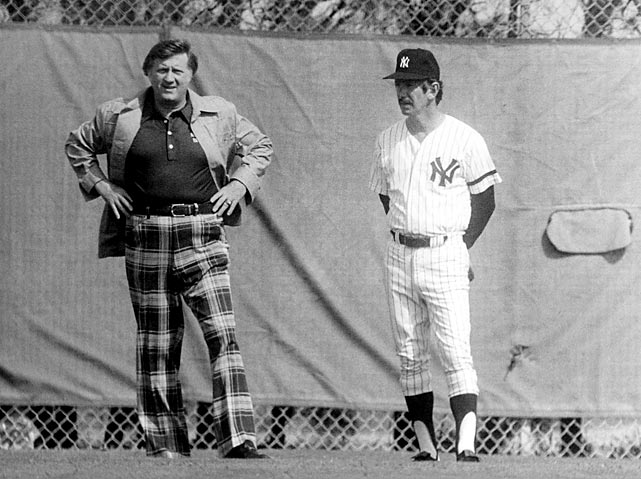 The 1977 season, with Billy Martin as manager, would bring Steinbrenner his first of seven World Series titles with the Yankees. The World Series would culminate in Reggie Jackson's three-home run performance in Game 6.