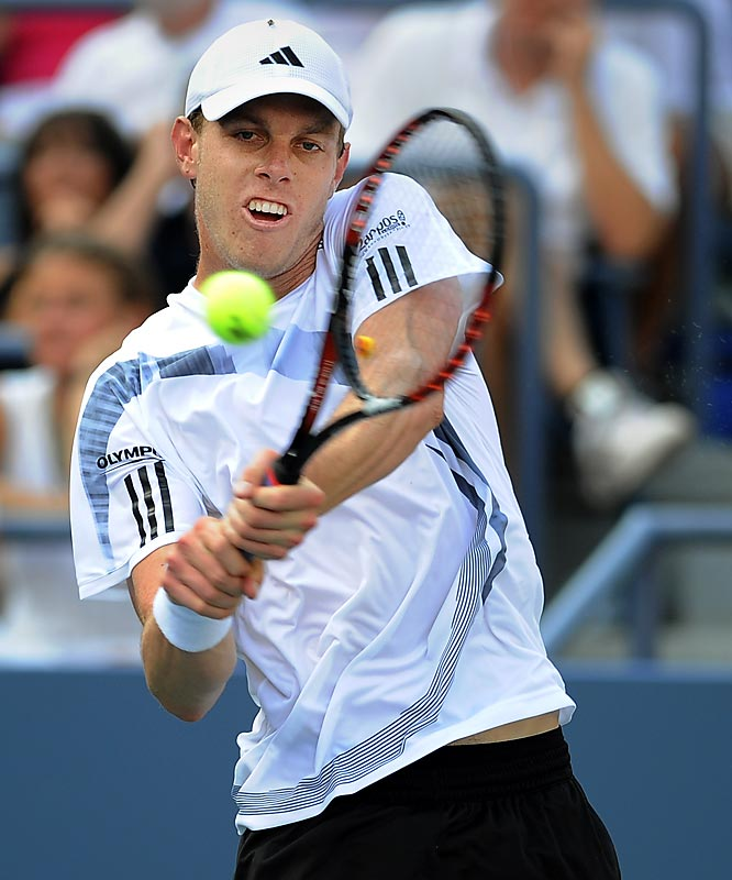 Querrey's ascendant season came to a crashing halt in Bangkok. In town for the Thailand Open, the 21-year-old Californian sat on a glass table while putting on sneakers and fell through, cutting his arm during the collapse. Emergency surgery was necessary to repair his right forearm. The right-hander is expected to be able to compete in 4-6 weeks.