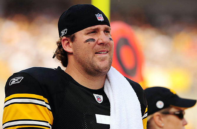 Roethlisberger entered the season as one of the most efficient passers in history, ranking 10th in completion percentage (63.16) and 7th in passing yards per attempt (7.90). Through nine games this season he's completed 67.9 percent of his passes (8.2 yards per attempt).