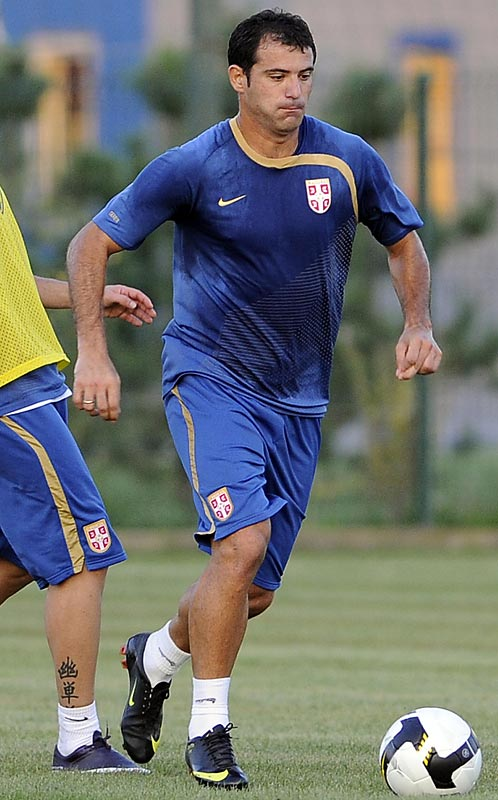 Qualified as: Europe Group 7 winner  11th World Cup appearance (last in 2006; first appearance as Serbia after 10 previous appearances as Yugoslavia, Serbia & Montenegro)  Player to watch: Dejan Stankovic  Odds to win: 66 to 1