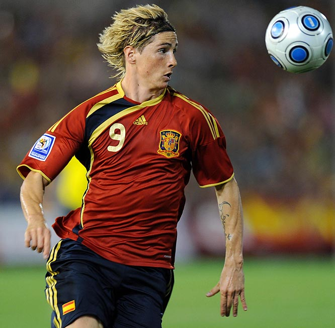 Qualified as: Europe Group 5 winner  13th World Cup appearance (last in 2006)  Player to watch: Fernando Torres  Odds to win: 9 to 2