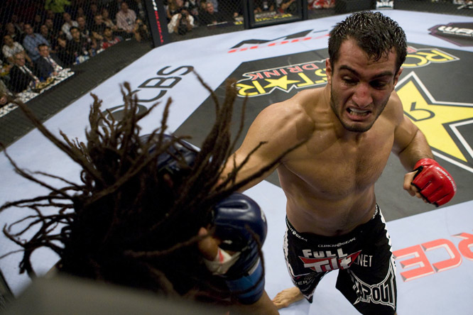 Mousasi and Sokoudjou each got off a number of hard punches and submission attempts before Mousasi eventually won out.