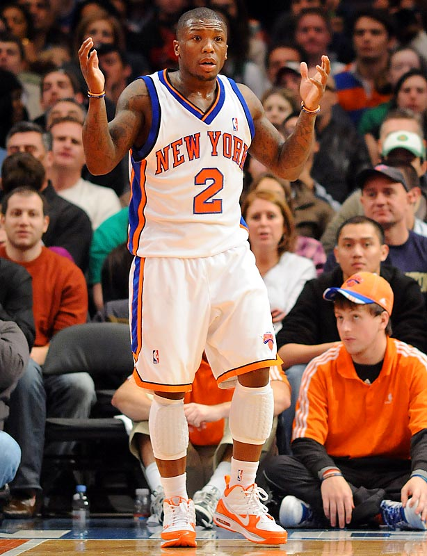 Opening the season with a franchise record for futility -- nine losses in their first 10 games -- the Knicks, who have been hoping to woo LeBron James to New York, made a strong case for why he should stay in Cleveland. In the first quarter of a Nov. 21 showdown against the even more woeful Nets, guard Nate Robinson shot a three-pointer into his own basket. Lucky for him it was waved off because time had expired.