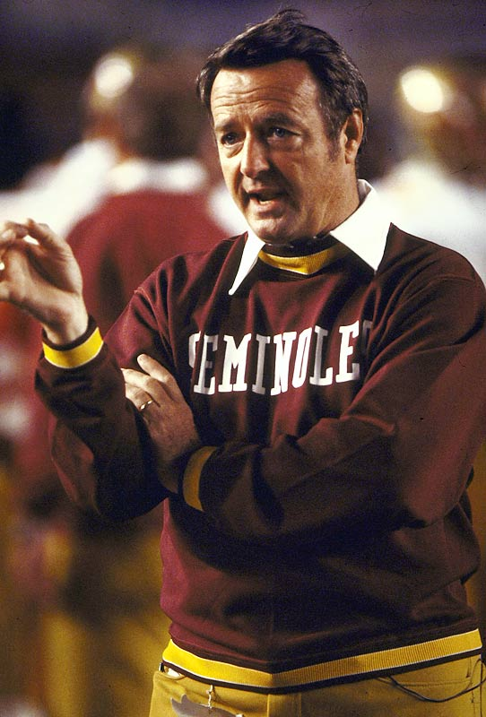 Bowden earns his 100th career win as a head coach with a 17-10 victory at Virginia Tech. The Seminoles finish the 1979 season 11-1 after a loss to Oklahoma in the Orange Bowl. FSU would lose to Oklahoma in the next Orange Bowl before going 13-0-1 in its next 14 bowl games.