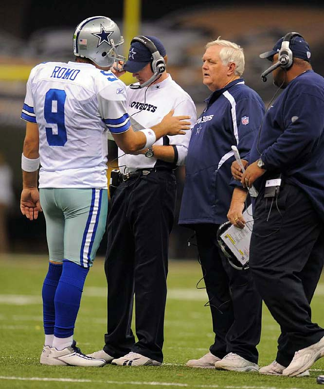 The trio of Romo, head coach Wade Phillips and offensive guru Jason Garrett would love nothing better than to win a playoff game this season to shut up their critics.
