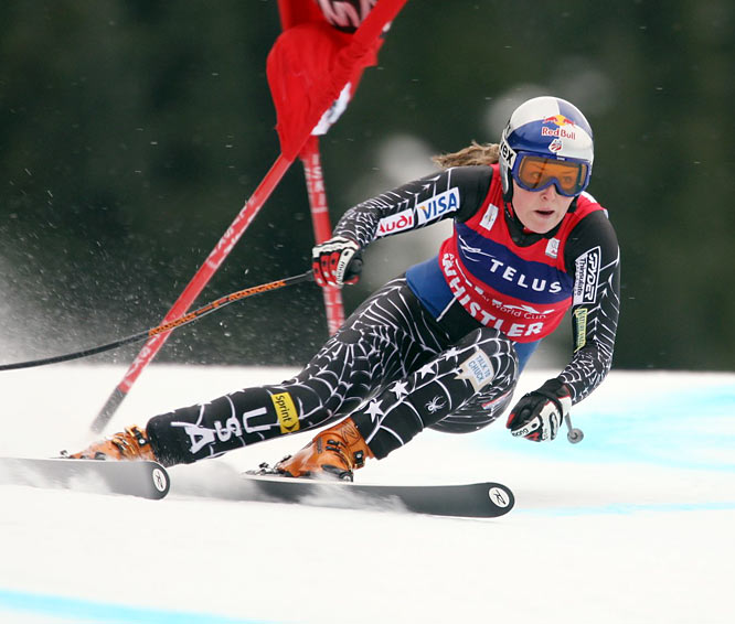 To date, the U.S. team's greatest medal hope in alpine skiing has captured 22 victories in World Cup races, two world championship medals and five cows.Vonn is still looking for her first Olympic medal, and now that she's gotten over early season struggles with new equipment, the time may be near.