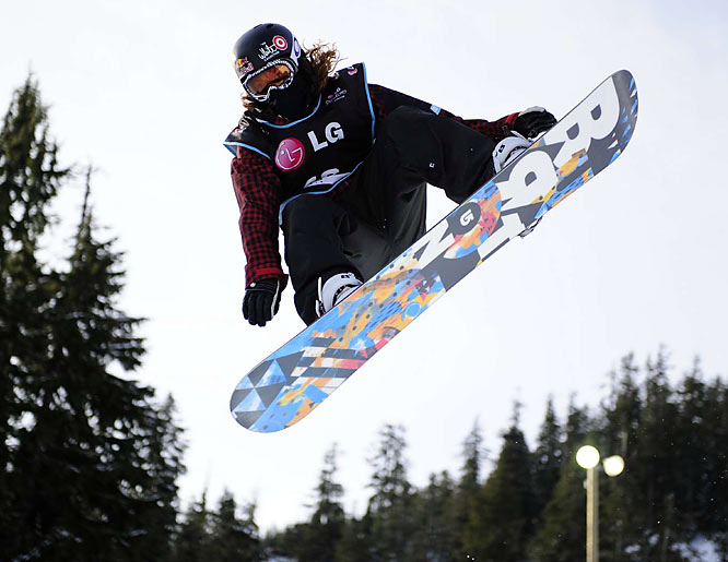 The Flying Tomato is still the world's most recognizable action sports athlete. The 2006 gold medalist in the halfpipe has also won nine titles at the X Games in slopestyle and superpipe events. Now, the 23-year old with his own video game and nearly eight-figure income will try to fight off suggestions from hungry rivals that he has grown soft under his celebrity.