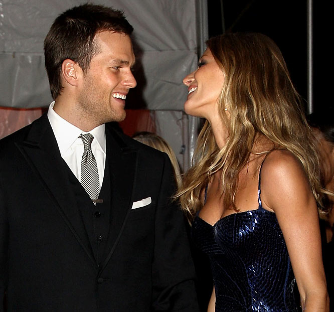 "Brady and Gisele may have a new baby boy but they reportedly don't have a name yet. ""It's kind of back to the drawing board,"" Brady told WEEI radio. ""We thought we had a name picked out for about six months and then about two days before he was born she said, 'I don't like that name anymore.'"""