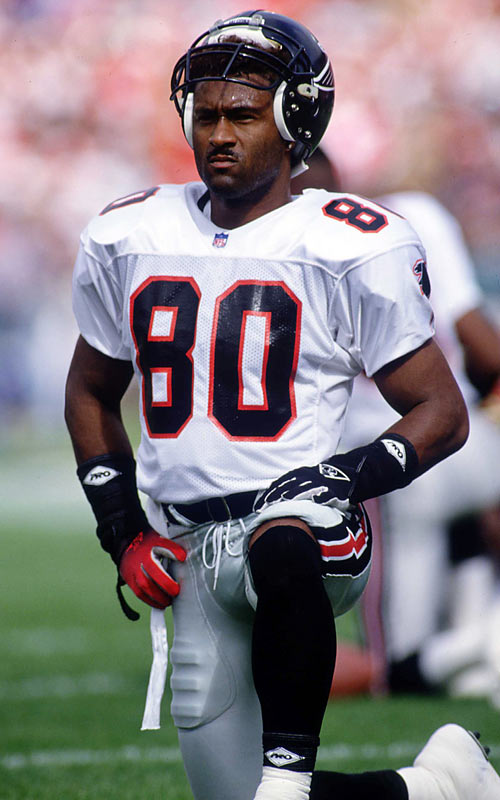 In September 1993, the then-Falcons wideout was arrested after firing a pistol when two men tried to break up a fight between Rison and his girlfriend, the late Lisa Lopes of the music group TLC.  He was charged with carrying an unlicensed pistol and discharging a firearm.