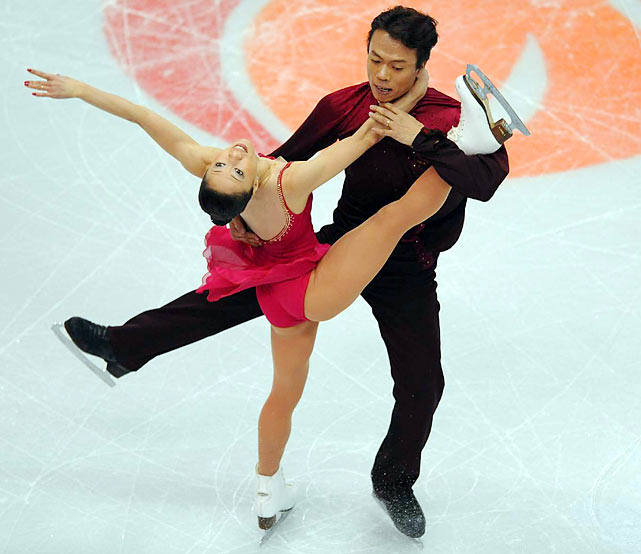 Shen and Zhao are two more former figure skating champions who have returned from retirement to deflate the hopes of other contenders. The two-time Olympic bronze medalists retired and married in 2007 after their third world and fourth Four Continents titles. Now 31 and 36, the pairs skaters have mounted their comeback in convincing fashion, not only sweeping both of their Grand Prix events this season but also setting a new ISU record total score at the Final in December.