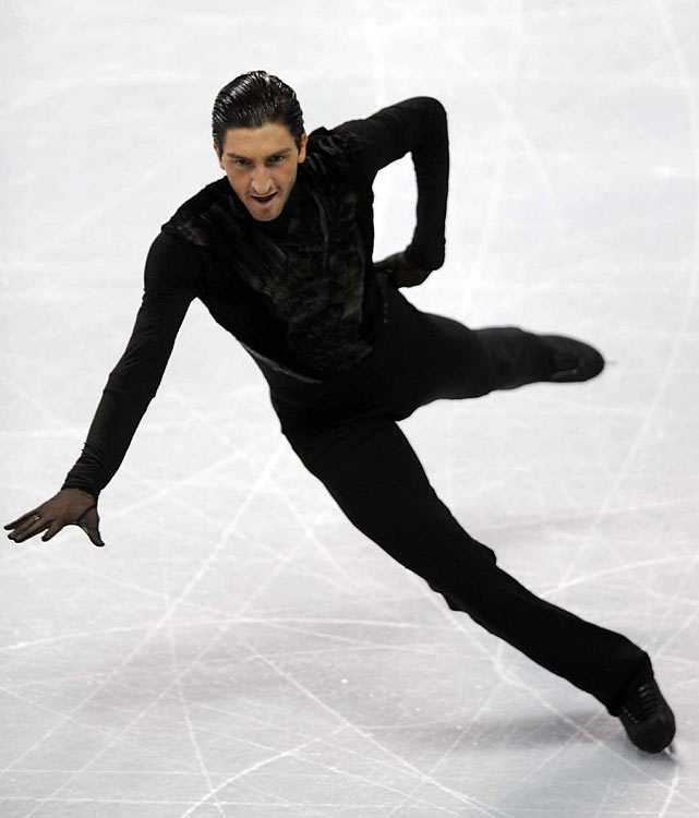 "Last March, the 24-year-old brought the world title back to the U.S. for the first time in 13 years. Can he achieve a similar feat with an Olympic gold medal, which hasn't had an American champ since Brian Boitano in 1988? Lysacek finished just shy of the podium in Turin but is now a frontrunner entering Vancouver, with wins at Skate America and the Grand Prix Final this season. The two-time national champion stumbled during an attempted quadruple toe loop at last month's U.S. championship, but assured reporters it was just a test run: ""What happened here is absolutely not a reflection of what I'm going to be like at the Olympics,"" he said. ""I'm saving my Olympic skate for that night."""