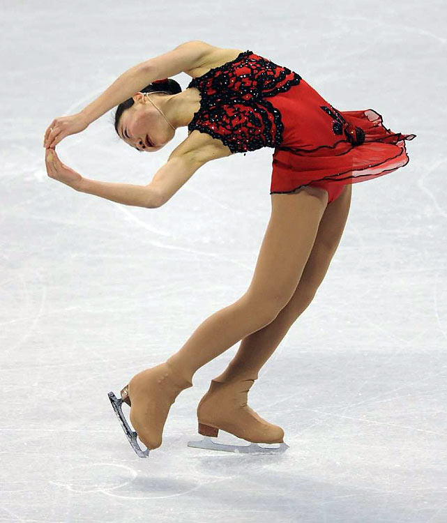 "At the national championships last month, the teenager from Arcadia, Calif., was first after the short program and finished in second place to earn the second of two Olympic berths for the U.S. women's team. As a 14-year-old in 2008, Nagasu became the second-youngest national titleholder but at the same event a year later the combination of a growth spurt (from 4'11"" to 5'4""), a foot injury and adolescent angst pushed her down to fifth place. Having switched to Hall of Fame coach Frank Carroll, who trained Michelle Kwan and now men's world champion Evan Lysacek, the former junior world silver medalist has retained her spirited charisma but added some poise, coming in fifth at the Cup of China and fourth at Skate Canada this season."