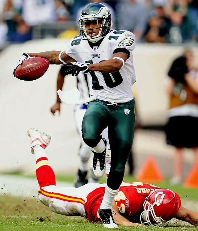 1,167 receiving yards, 9 TDs<br>137 rushing yards, 1 TD