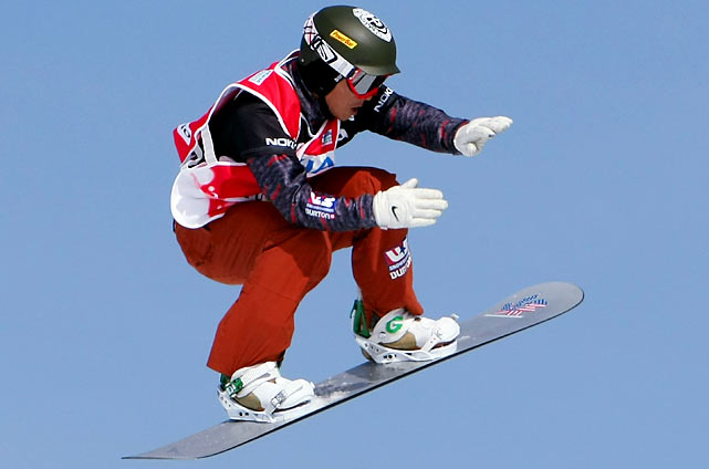 Hometown: Sun Valley, Idaho<br> Age: 27<br>Past Olympics: 2006