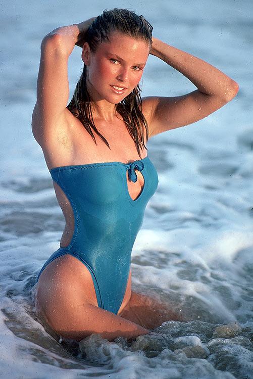 The SI 2010 Swimsuit issue will be released on Tuesday, Feb. 9. For those who can't wait that long, SI.com spotlights one of the top models of yesteryear in this gallery -- Christie Brinkley.