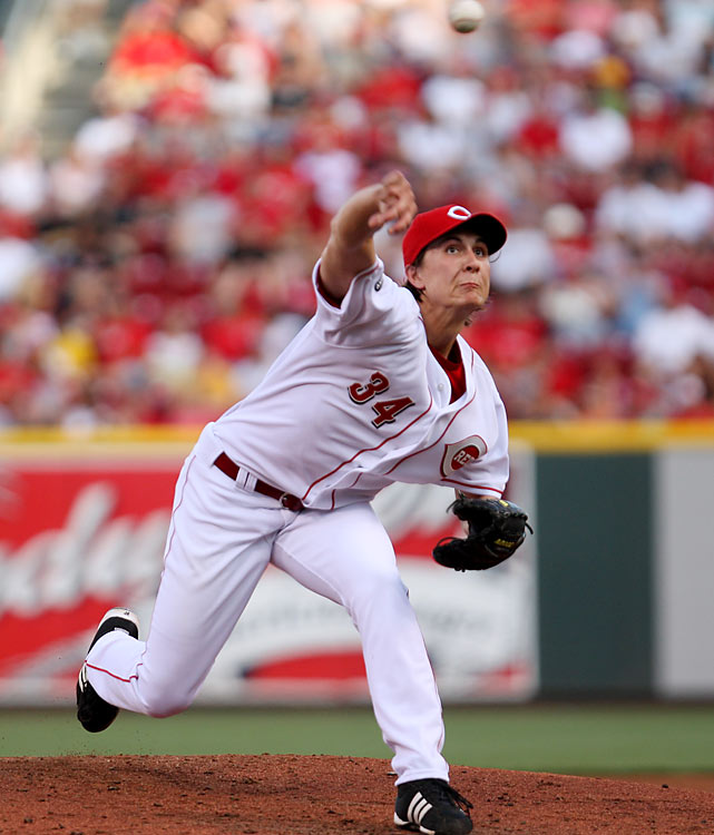 Bailey didn't fair much better in his start against the St. Louis Cardinals less than a week later. The pitcher, who adopted the nickname `Homer' from his great-grandfather, got himself into trouble early on, allowing five hits and four runs in the top of the third. The game marked Bailey's second start after returning from Triple-A Louisville.