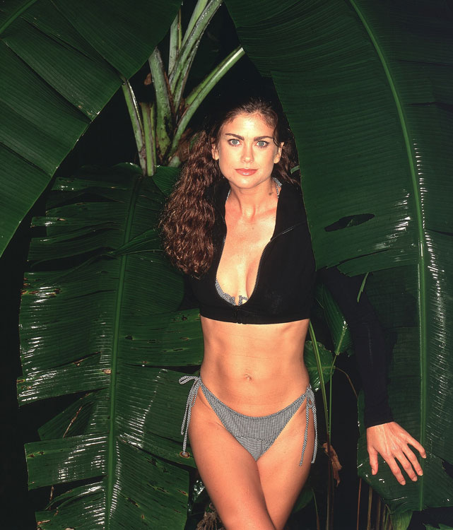 Join told kathy ireland upskirt