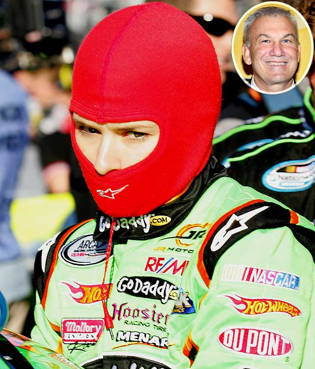 """""""I was one, I can honestly say, just by watching what she did in IndyCar, even though I knew she had a lot of talent in driving a car, wasn't sure she could come here and mix it up. I was wrong."""""""
