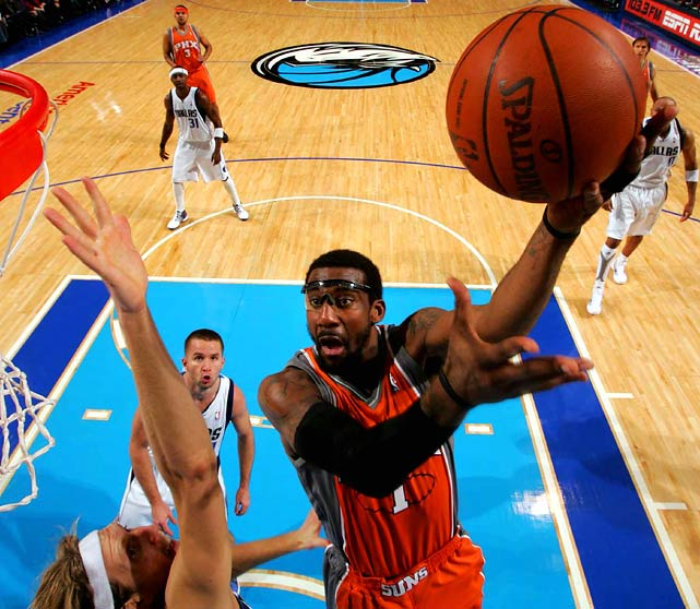 The Suns are considering trading their All-Star big man for the second year in a row, this time with Stoudemire closer to free agency (he has a $17.7 million player option for next season). The Cavaliers were said to be the front-runners to land Stoudemire a few days before the Feb. 18 trade deadline.