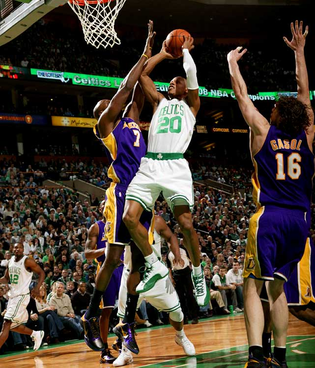 The Celtics hit the All-Star break on a 9-13 skid, and any plans for a midseason jolt could involve dealing Allen. He isn't having a good year by his standards and he has an $18.7 million expiring contract. The Celtics are seeking a young star in return.