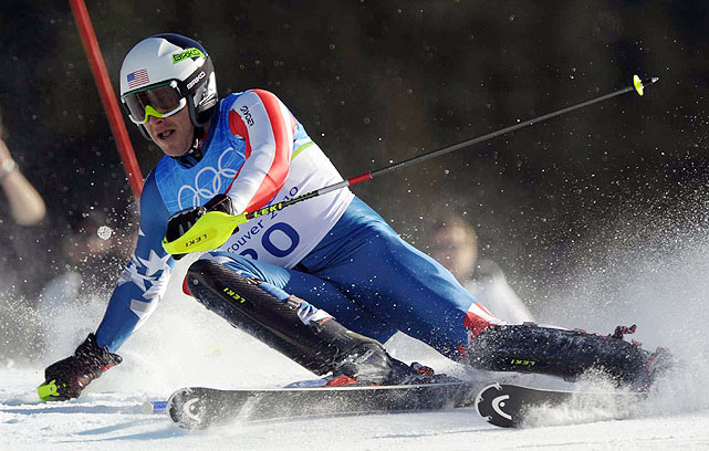 Besides gold, the 32-year-old Bode Miller also has won bronze in the downhill and silver in the super-G.