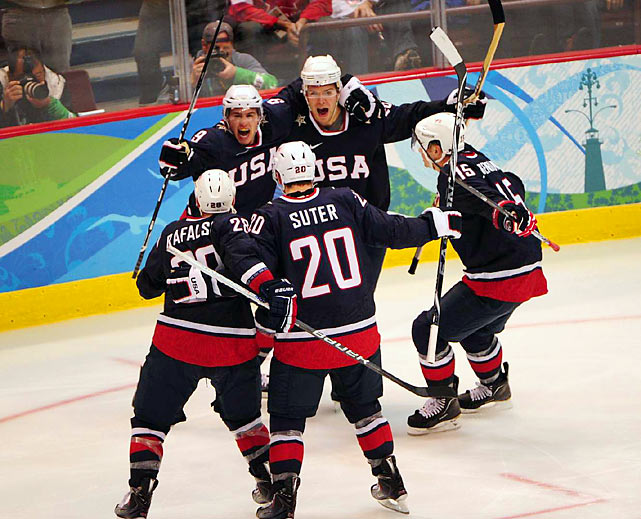 The U.S. advanced to the semifinals by beating Switzerland 2-0.