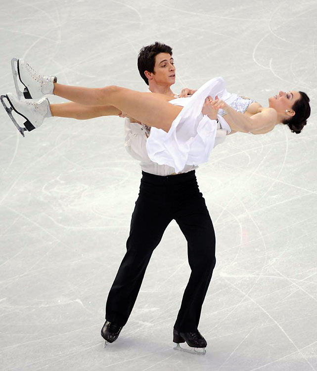 """Continuing Canada's mission of """"Owning the Podium"""" and capitalizing on Russia's fading dominance in ice sports, Scott Moir and Tessa Virtue took the gold in ice dancing. It marked the third time since 1976, the year the sport had its Olympic debut, that a couple not from Russia or a Soviet team won top honors."""