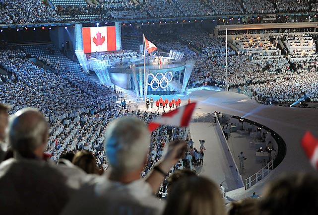 Canada is brashly proclaiming its intention to finish atop the medals table on its home turf.