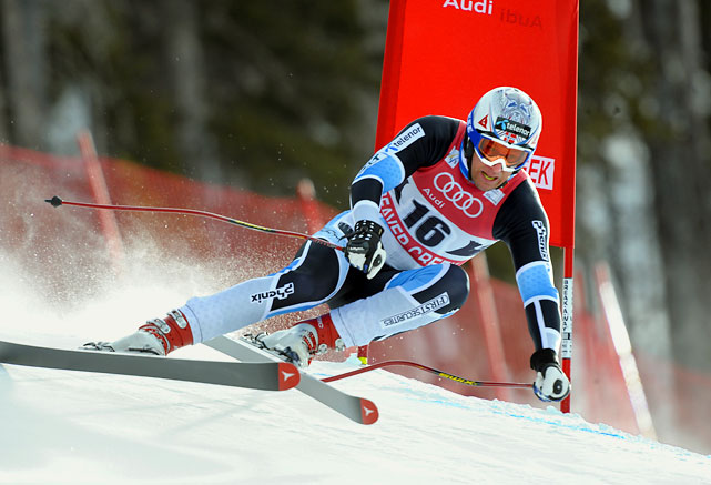 Svindal is as diverse of an alpine skier as they come. He's had a world championship podium finish in each of the five alpine disciplines. In 2007, a violent crash in during a training run at Colorado's Birds of Prey threatened his future in the sport when he sustained multiple facial fractures, rib and back injuries, and an 8-inch deep laceration in his abdomen. Svindal comes to Vancouver as a second-time Olympian, seeking his first medal.